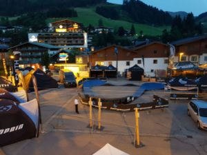 Pumptrack in Saalbach Hinterglemm